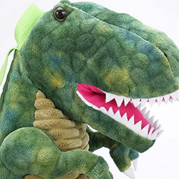 Backpack For Women Parent-child Dinosaur Bag New Children Cartoon Big Dinosaur Backpaack