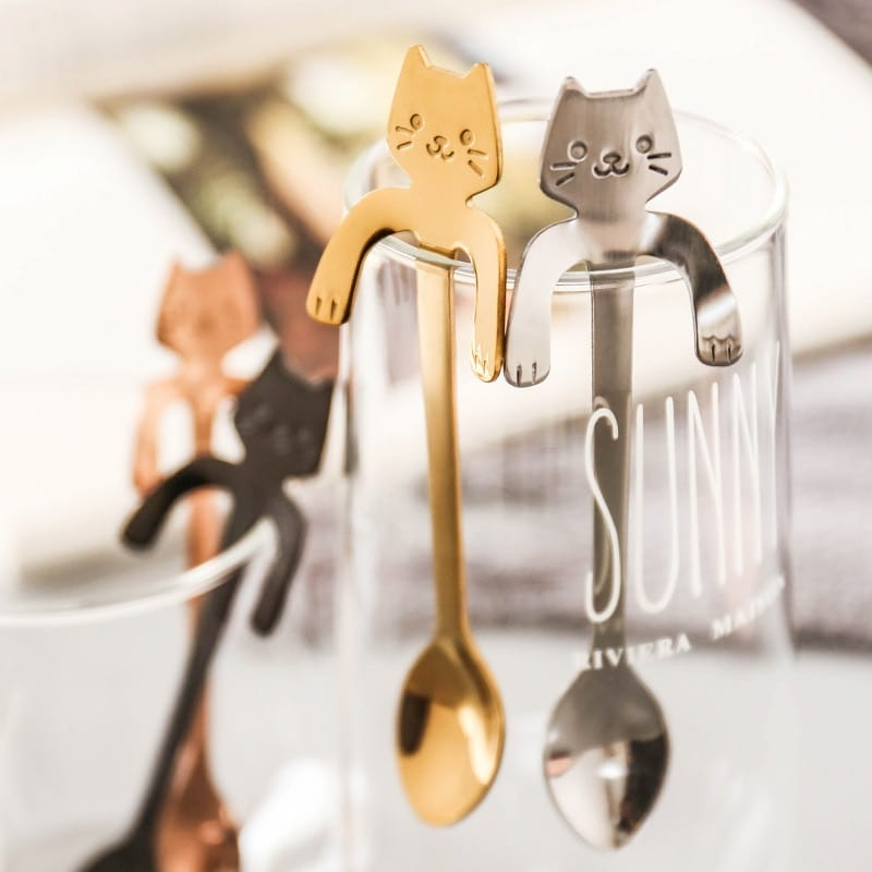 Cat Teaspoons 1